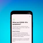 A Covid Symptom Tracker